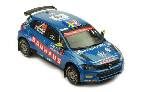 VOLKSWAGEN Polo GTI R5 #48 Kristoffersson - S. Skjaermoen Rally Finland 2019