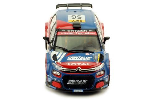 CITROËN C3 R5 #56 E.Camilli - B.Veillas Rally Catalunya 2019