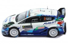FORD Fiesta WRC - #4 E.Lappi -J.Fern Rallye Monte-Carlo 2020