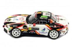 FIAT Abarth 124 RGT #39 L. Caprasse - R.Herman Rallye Monte-Carlo 2020