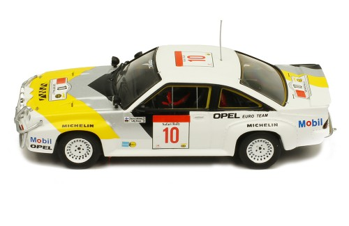 OPEL MANTA 400 #10 R. Aaltonen-L. Drews - Safari Rally 1984