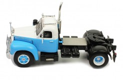 MACK B61 1953 Blue and White