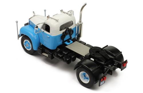 MACK B61 1953 Blue and White