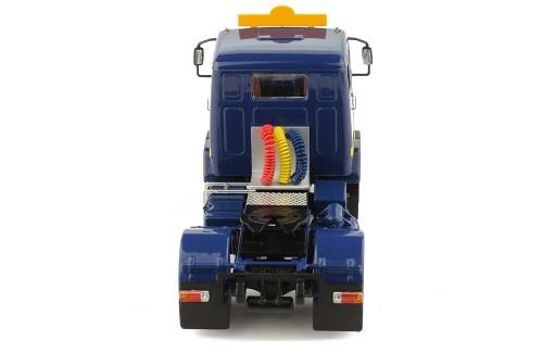 "VOLVO F88 1971 ""ASG Transport Spedition"" - Blue"