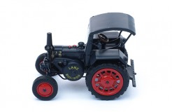 LANZ BULLDOG D 7506A ALLZWECK 1952 Dark Grey and Red