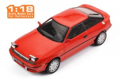 TOYOTA CELICA GT-FOUR ST165 1990 RED