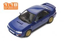 SUBARU Impreza WRX 1995 Blue (McRae series)