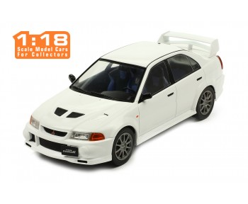 MITSUBISHI Lancer RS Evolution VI 1998 White