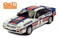 OPEL MANTA 400 #8 J. McRae-I. Grindod RAC Rally 1982