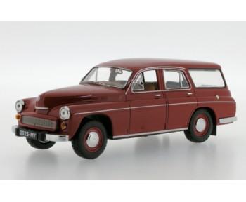 Warszawa 203 Kombi - 1960