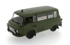 Barkas B1000 Military Ambulance - 1964