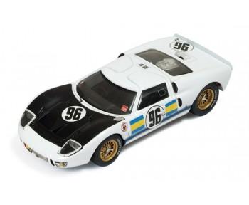 1966 FORD GT MKII #96 - 24h Daytona