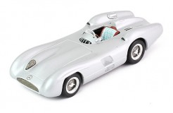 MERCEDES-BENZ W196 R STREAMLINER 1954 SILVER