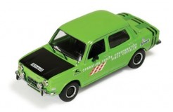 """SIMCA 1000 RALLY II """"Operation Verite Consommation"""" 1973"""