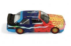 BMW M3 (E30) Art Car Ken Done
