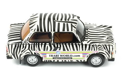 TRABANT 601 (Zebra - Trabi Safari) 1970