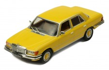 MERCEDES-BENZ 450 SEL (W116) 1975 - Mustard Yellow