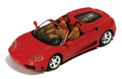 FERRARI 360 Spider Red 2000