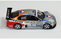 SEAT Toledo GT #103 - 24h Francorchamps 2003