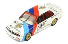 BMW E30 M3 #46 E.PIRRO / R.RAVAGLIA WTCC 1987