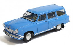 GAZ 22 V Volga - Light Blue - 1967