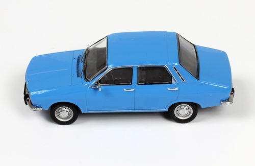 Dacia 1300 - 1969 Blue