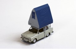TRABANT 601 Light Grey - 1980
