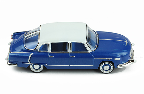 TATRA 603-1 - 1958 - blue and white