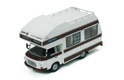 "BARKAS B1000 ""Wohnmobil"" - Off White and Brown - 1973"