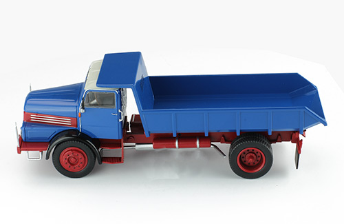 IFA H6 1957 Blue and Red