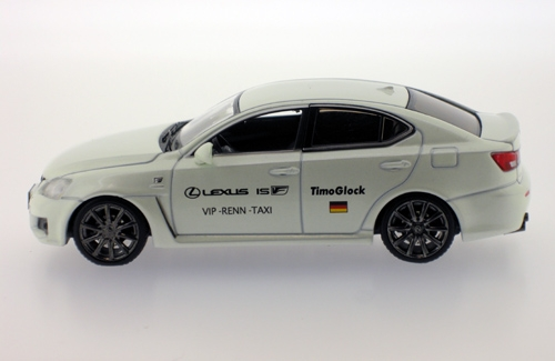 LEXUS IS-F - Nurburgring Taxi (Timo Glock) - 2009