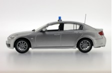 INFINITI G35 (V36) - Honolulu Police Car - 2007