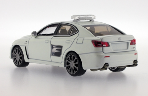 LEXUS IS-F Rollex Monterey Safety Car - 2009