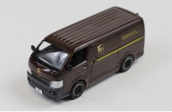 TOYOTA HIACE Van 2007 UPS HK delivery