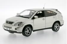 LEXUS RX 400 Hybrid 2006 - Silver Metallic
