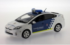 TOYOTA New Prius Police Spain - 2009