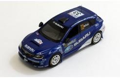 Subaru Impreza PWRC 2009 - T. Arai Rally Acropolis - 2009