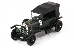 Bentley Sport 3. 0 Lit. J. Duff-F. C. Clement #8 Winner Le Mans 1924