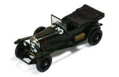 Bentley Sport 3. 0 Lit. S. Davis-J. Benjafield #3 Winner Le Mans 1927