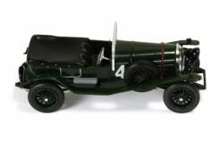 Bentley Sport 4. 5 Lit W. Barnato-B. Rubin #4 Winner Le Mans 1928