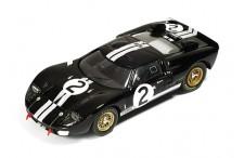 Ford MKII #2 B. McLaren-C. Amon Winner Le Mans 1966