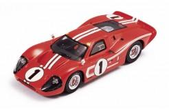 Ford MKIV Gurney-Foyt (Red) #1 Winner Le Mans 1967