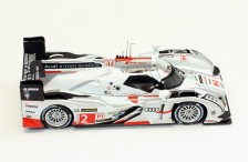 AUDI R18 E-TRON QUATTRO T.Kristensen - A.McNish - L.Duval 24H Le Mans 2013 LMP1 (Winner)