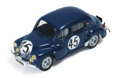 Renault 4CV #45 J. E. Vernet-R. Eckerlein Le Mans 1950