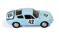 SIMCA Abarth 1300 #42 - Le Mans 1962