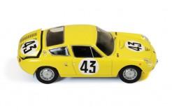 SIMCA Abarth 1300 #43 - Le Mans 1962