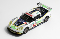 CorvetteC6.R #72 LMGT1 - 5th Le Mans 2008
