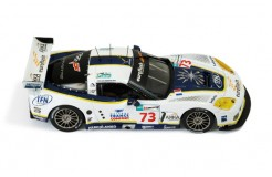 Corvette C6.R #73 LMGT1 - 6th Le Mans 2008