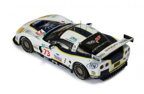 Corvette C6.R #73 LMGT1 - 6th Le Mans 2008