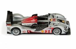 AUDI R15 TDI #3 LMP1 - 13th Le Mans 2009